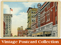 Vintage Postcard Collection of Alexandria and Pineville ... click to view the collection now