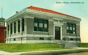 Alexandria Public Library - Home of the Louisiana History Museum